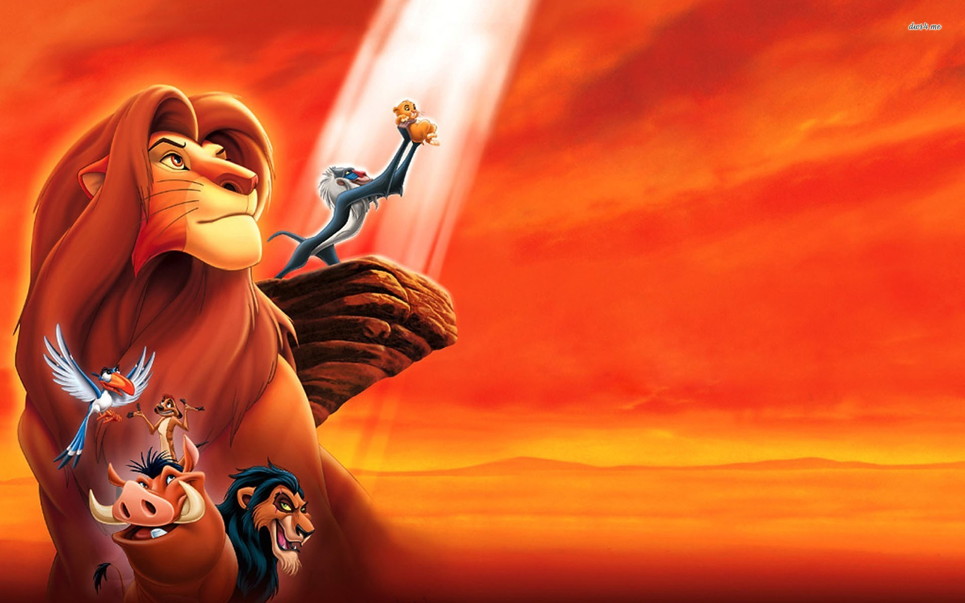 The Lion King - Mickey Mouse Pictures