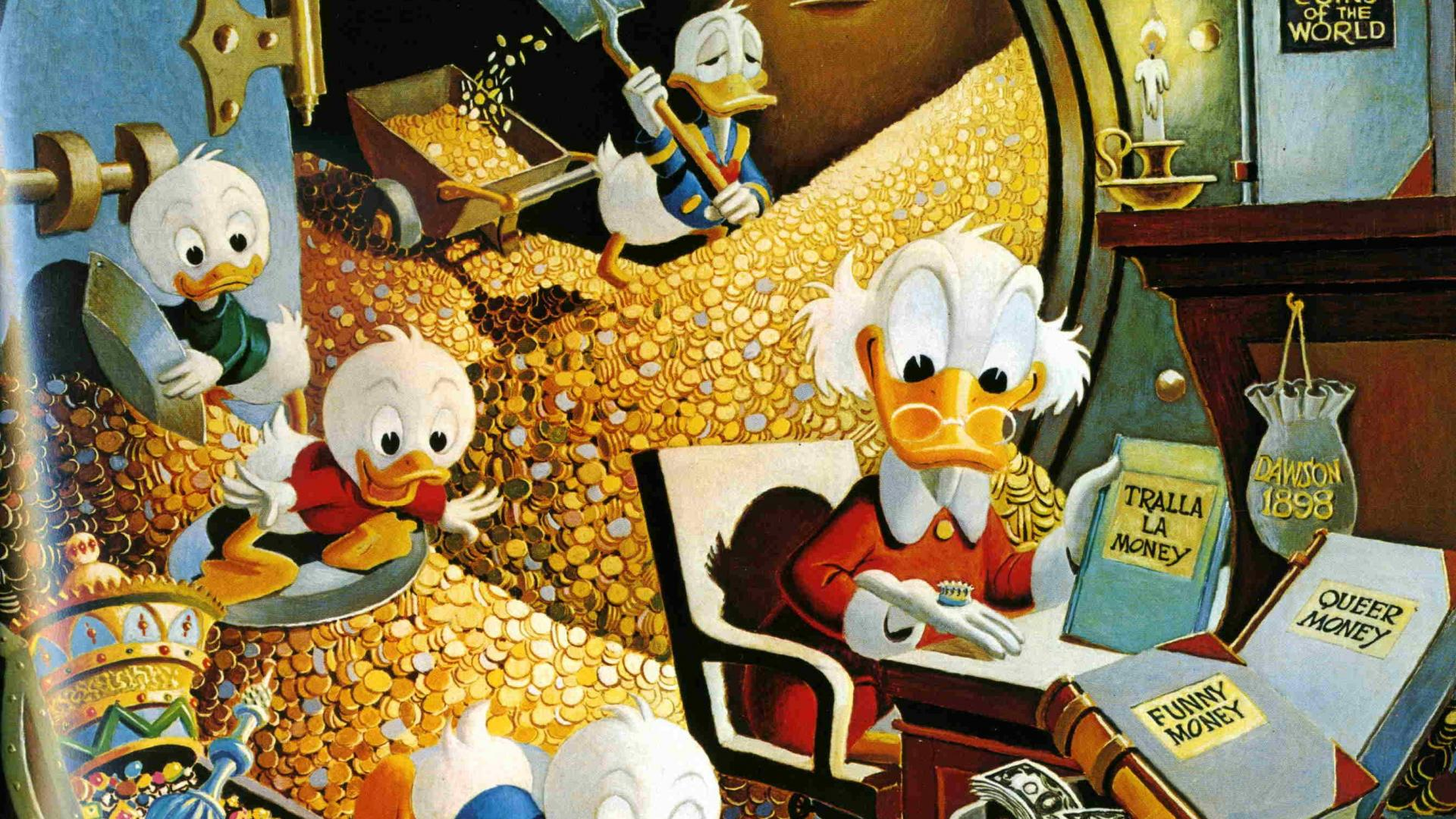 about scrooge in a christmas carol