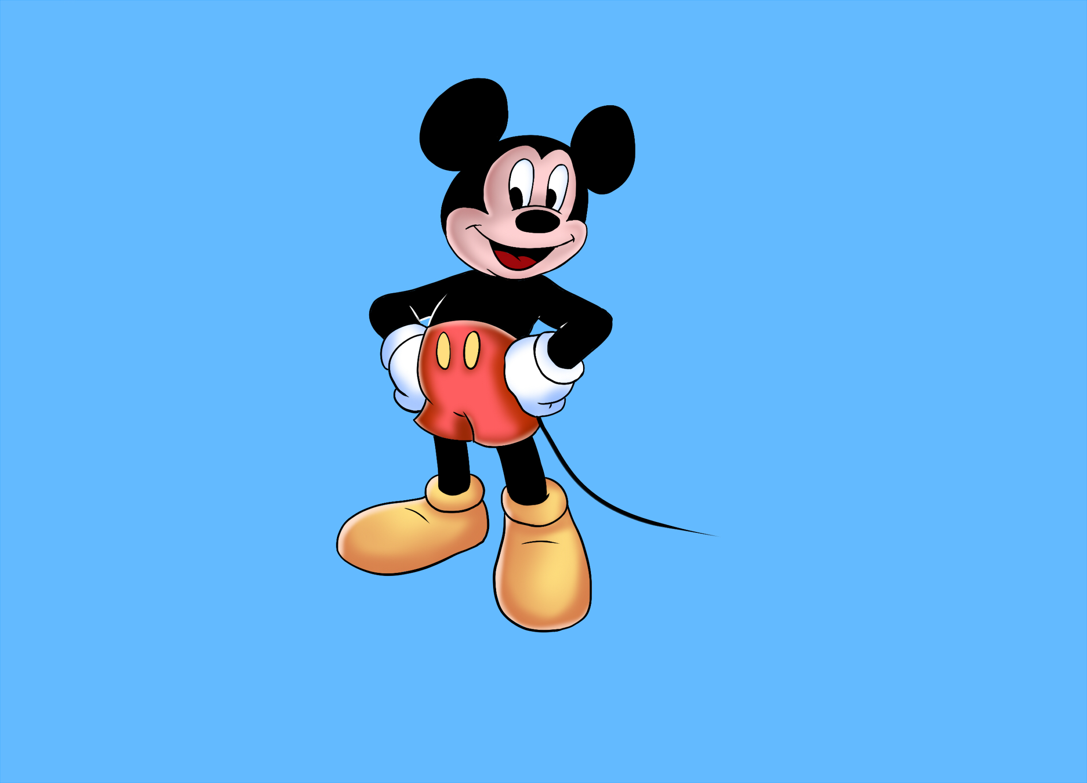 Mickey Mouse | MickeyMousePictures.Com
