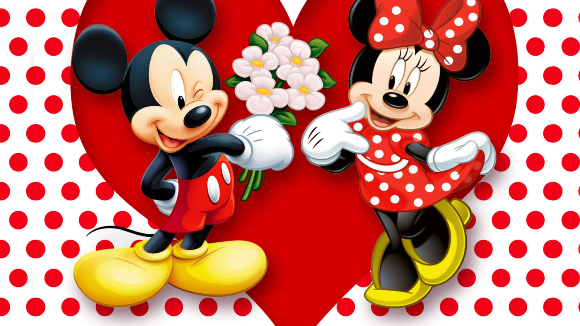 Minnie mouse mickey mouse pictures - Minni et mickey ...